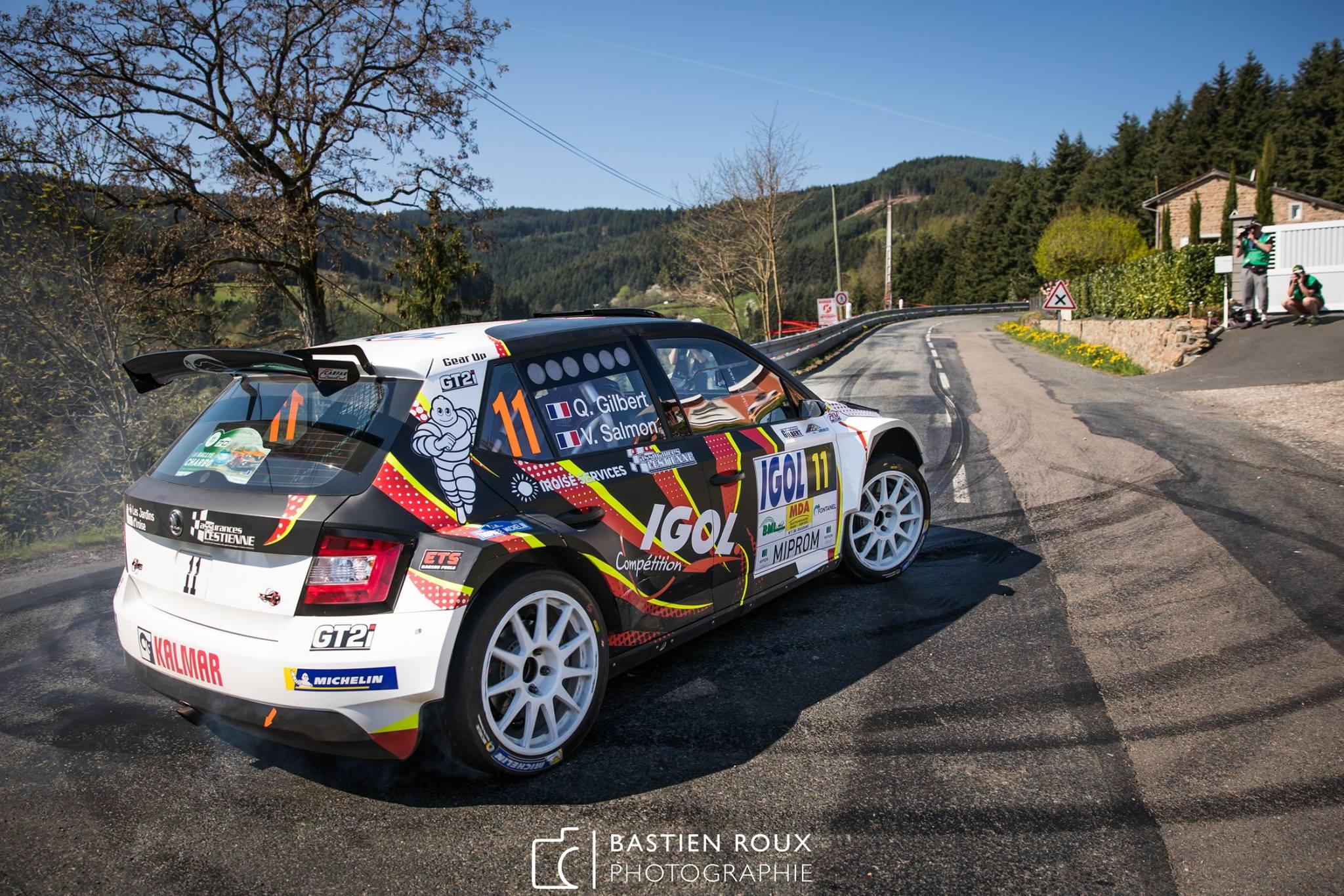 Rallye Lyon-Charbonnières 2018