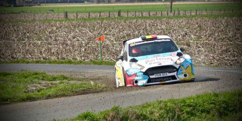 Vidéo TAC Rally 2018