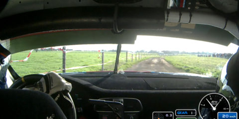 Onboard TAC Rally 2018