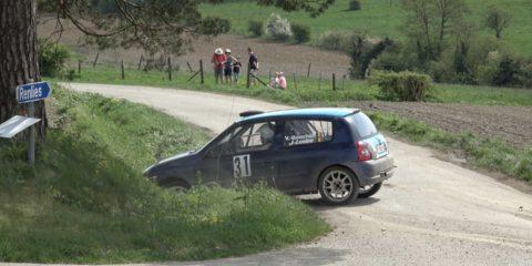 Vidéo Rallye Salamandre 2018