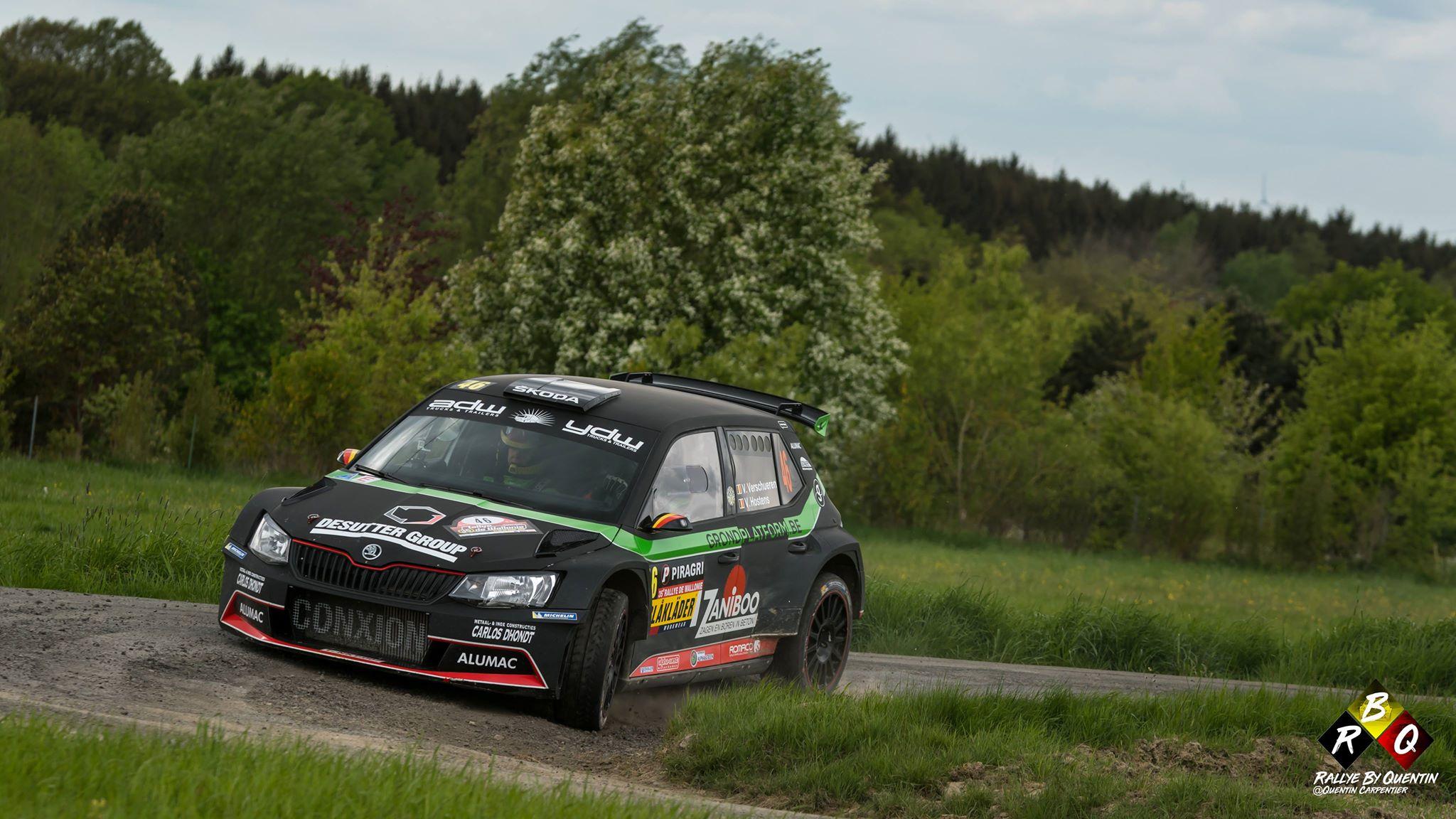 Rallye de Wallonie 2018