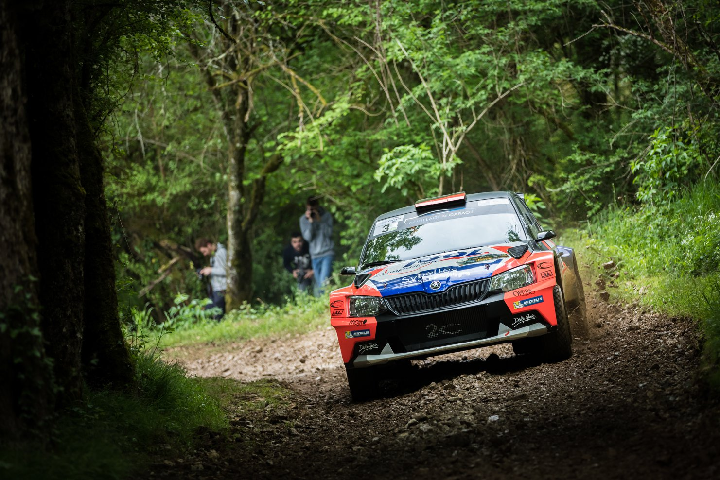 Rallye Castine Terre d'Occitane 2018