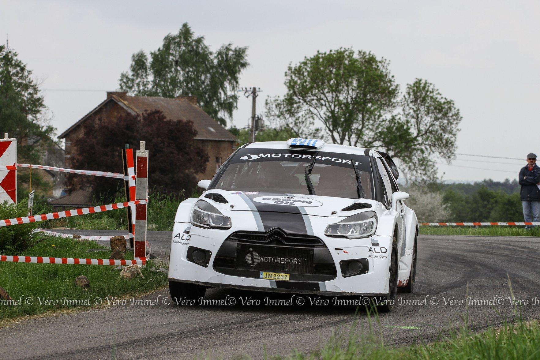Rallye-Sprint de Haillot 2018