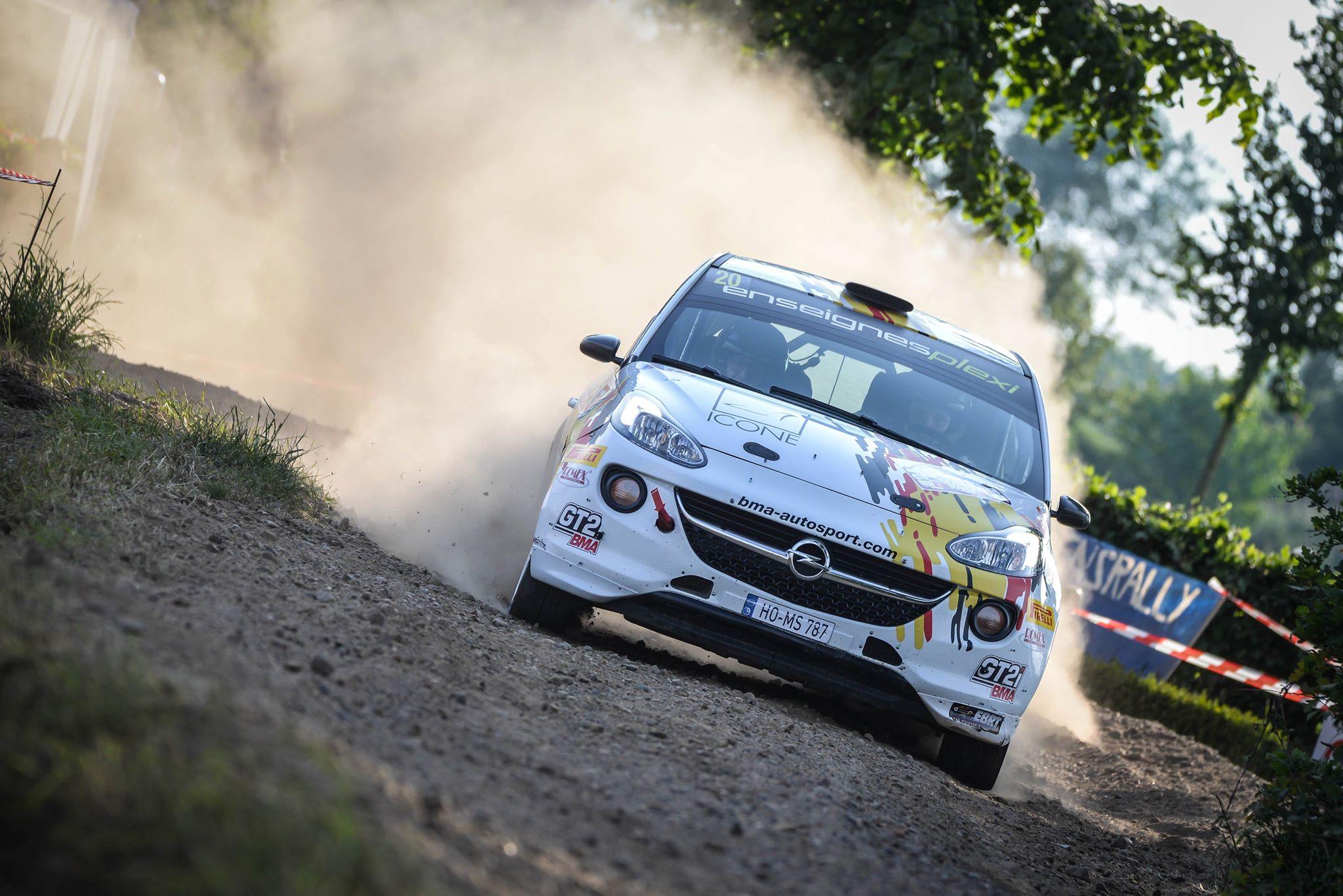 Sezoens Rally 2018