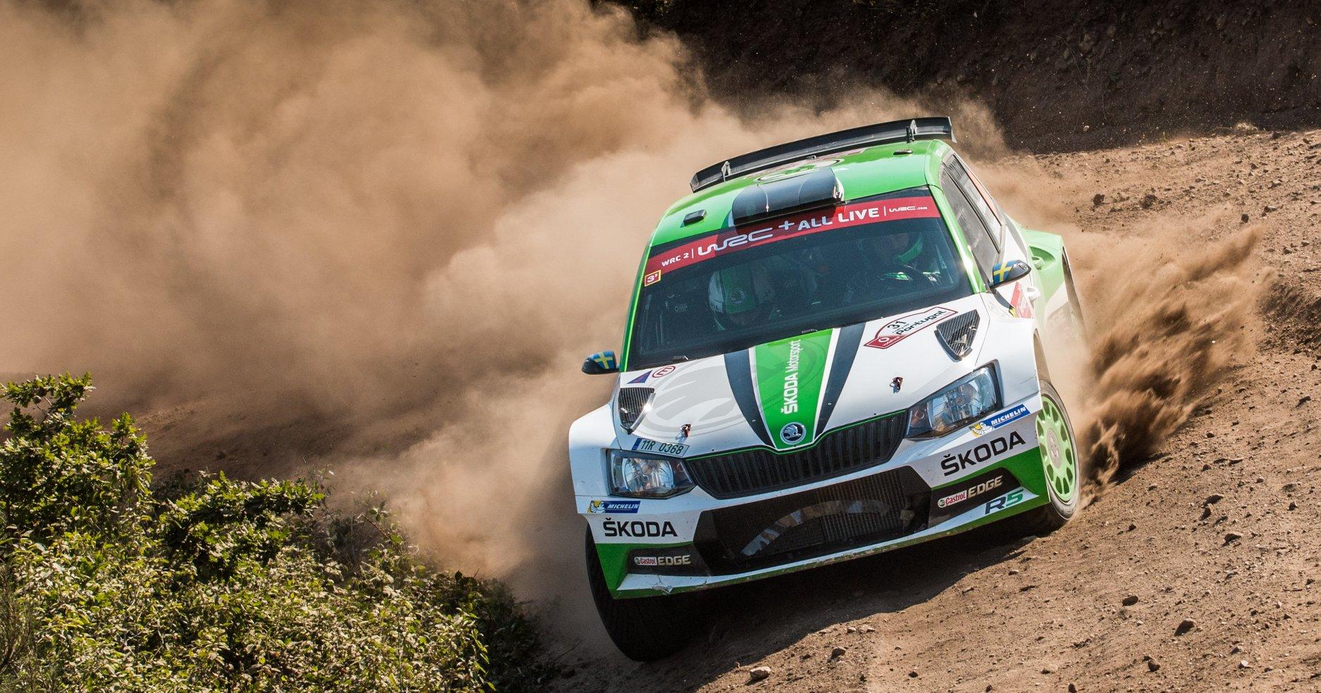 Vodafone Rallye de Portugal 2018