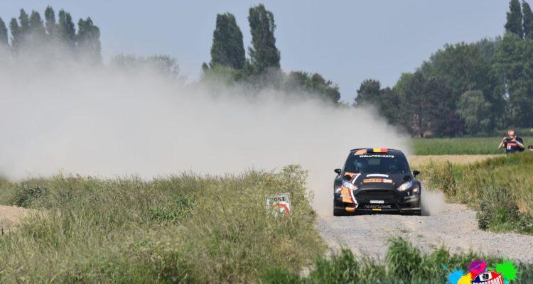 Rallye de Tournai 2018