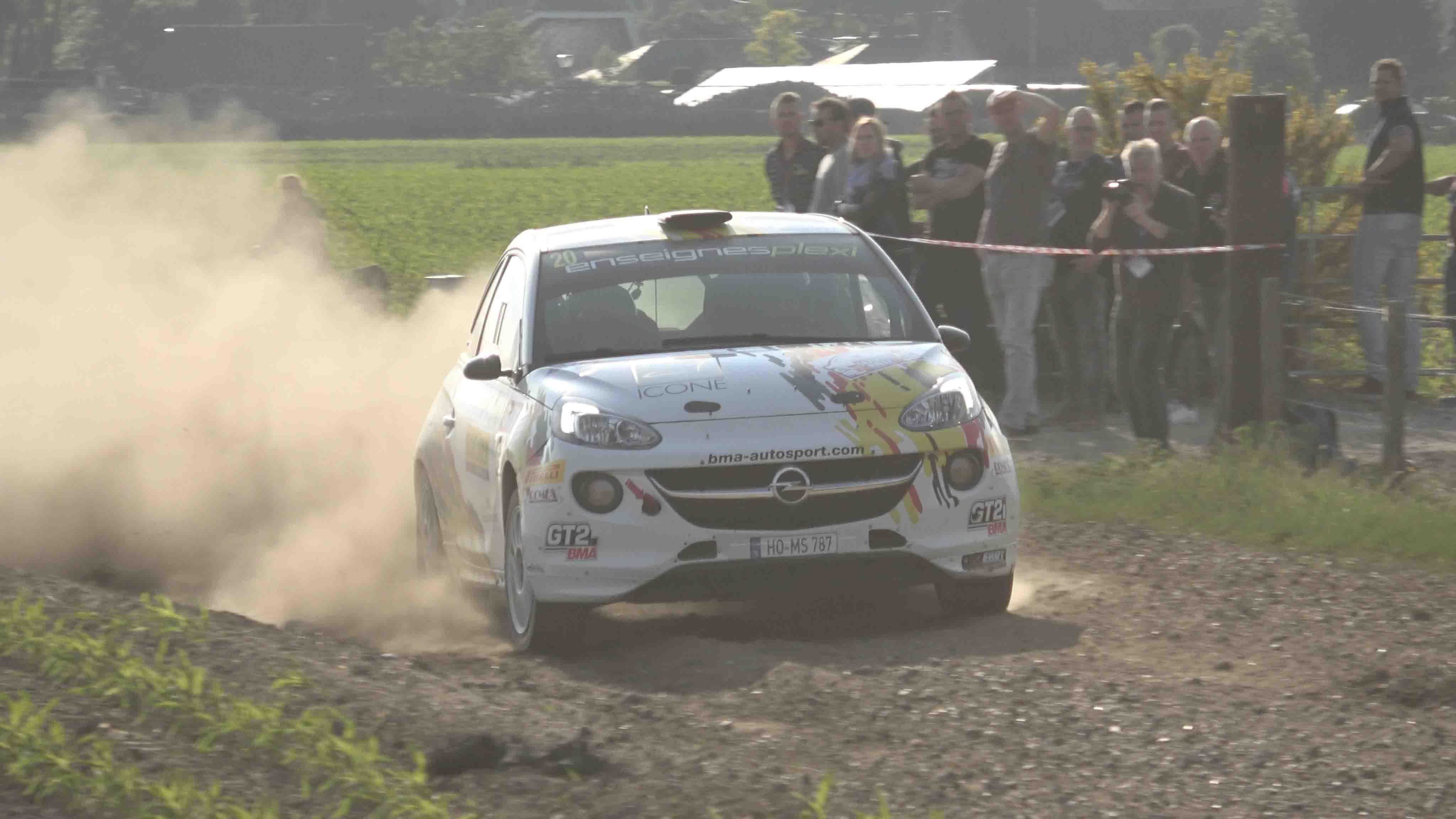Aftermovie Sezoens Rally 2018