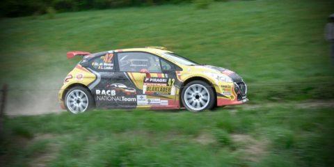 Aftermovie Rallye de Wallonie 2018