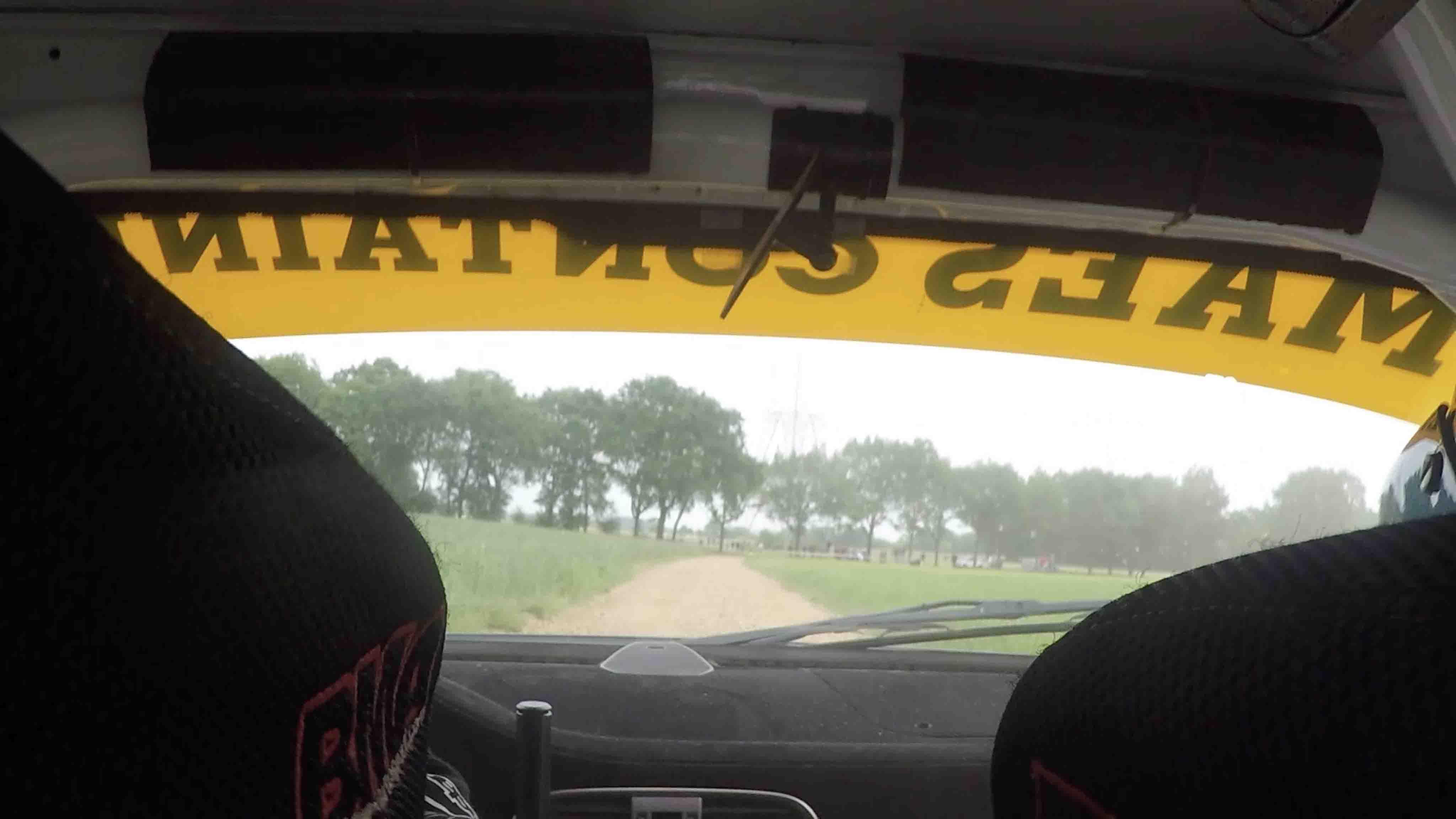 Onboard Sezoens Rally 2018
