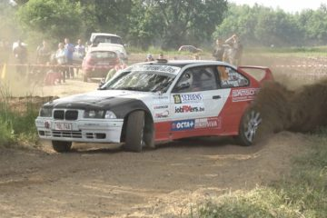 Vidéo Sezoens Rally 2018