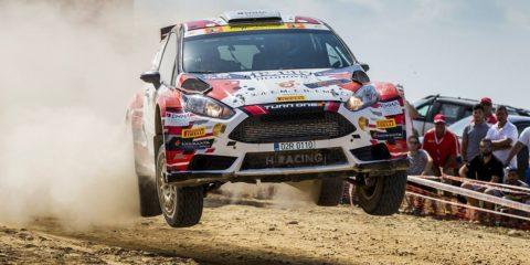 Cyprus Rally 2018