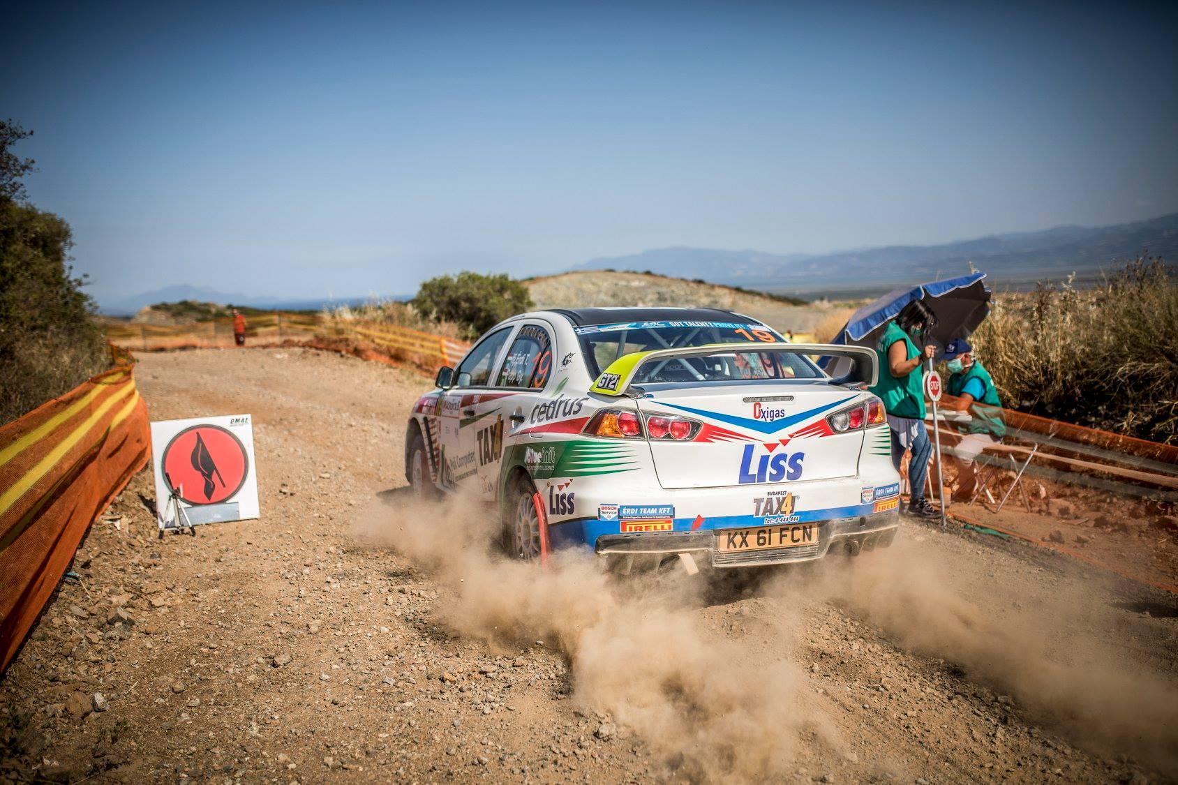 Acropolis Rally 2018
