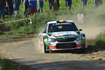 Claudy Desoil Rally 2018