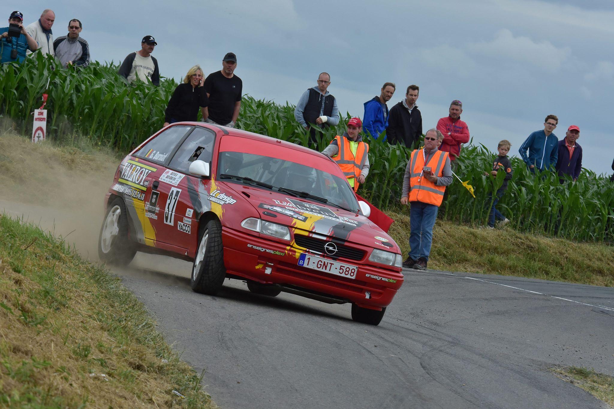 Rallye de la Haute Senne 2018