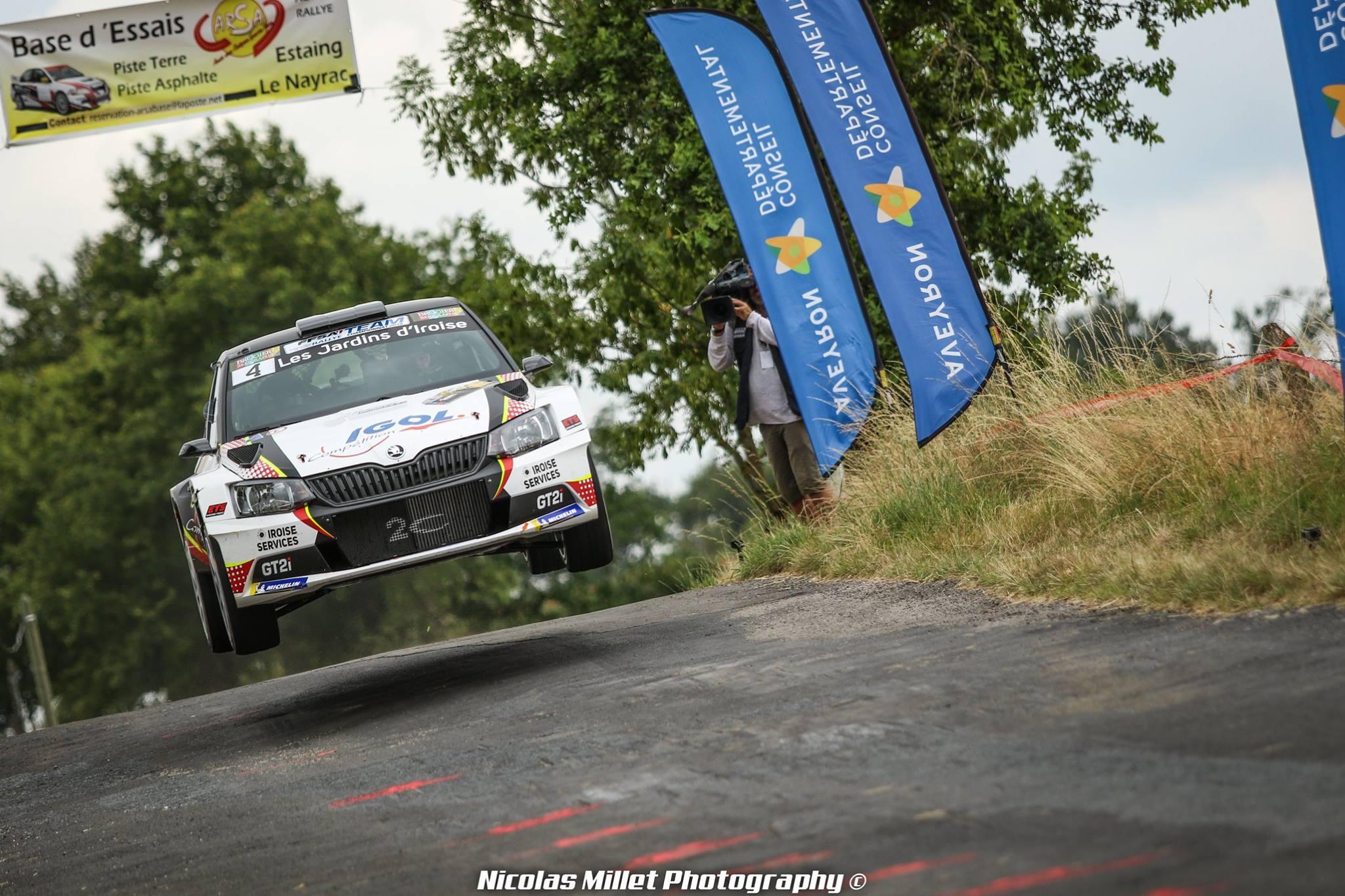 Rallye Aveyron Rouergue 2018