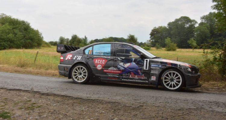 Rallye-Sprint Solre Saint-Gery 2018