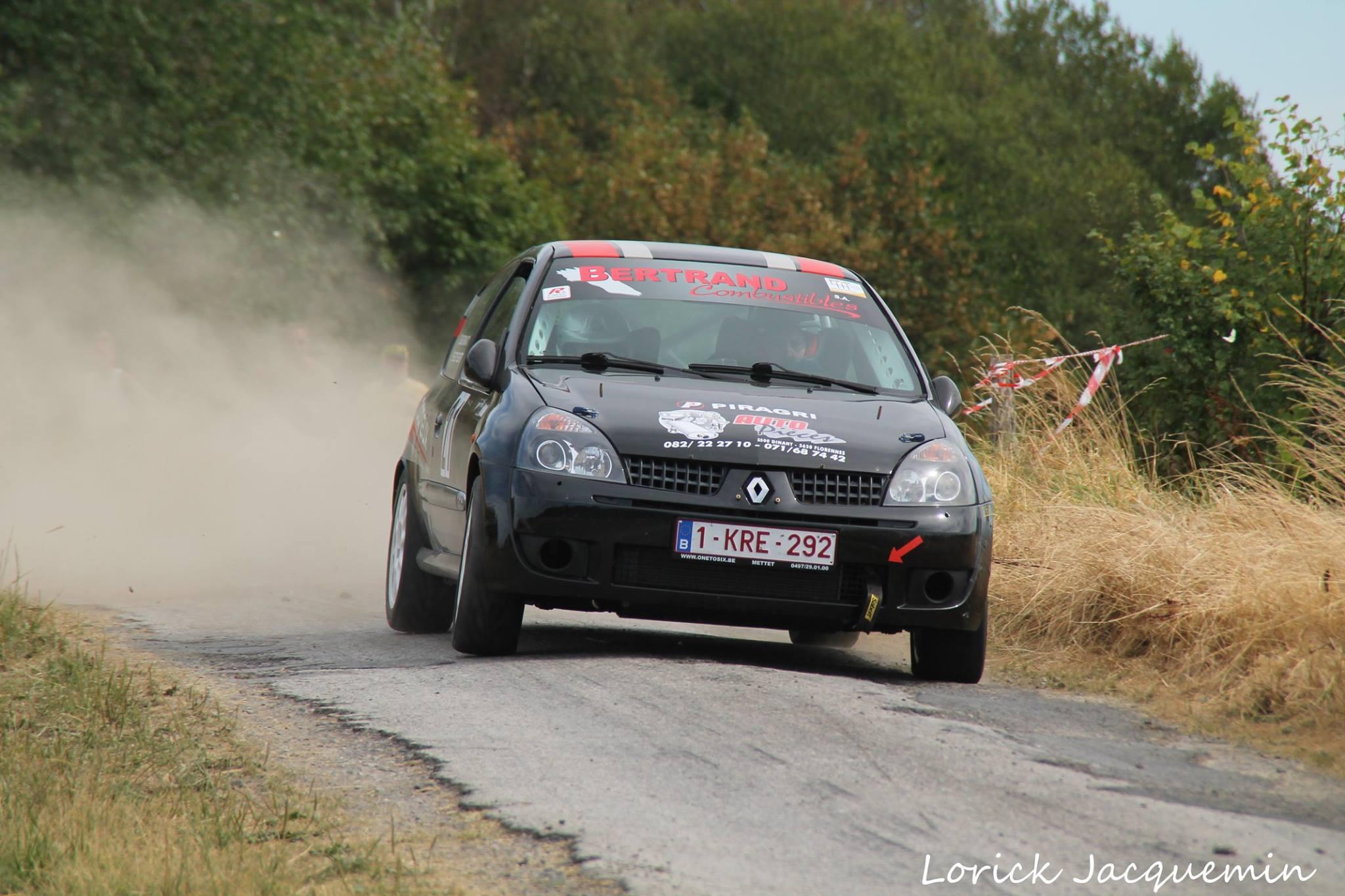 Rallye-Sprint Condruzien 2018