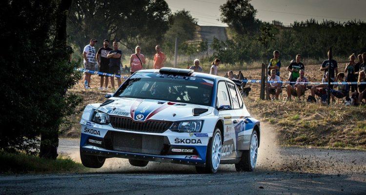 Barum Czech Rally Zlin 2018