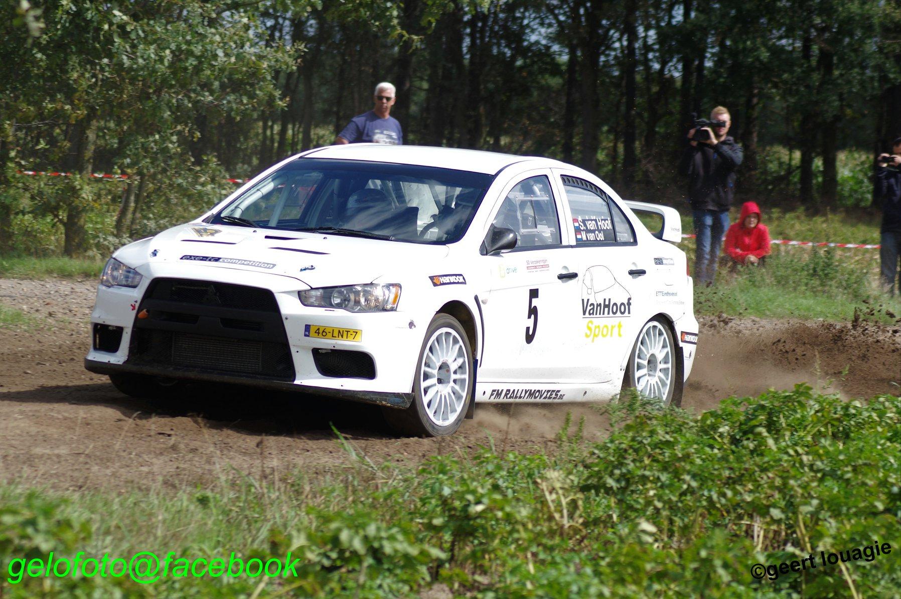 Short Rally van Kasterlee 2018