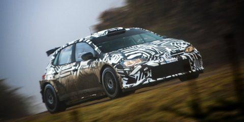 Polo GTI R5 ne débuteront pas au Rallye du Condroz