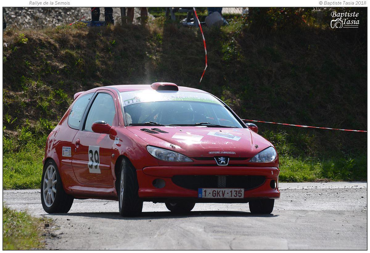 Rallye de la Semois 2018