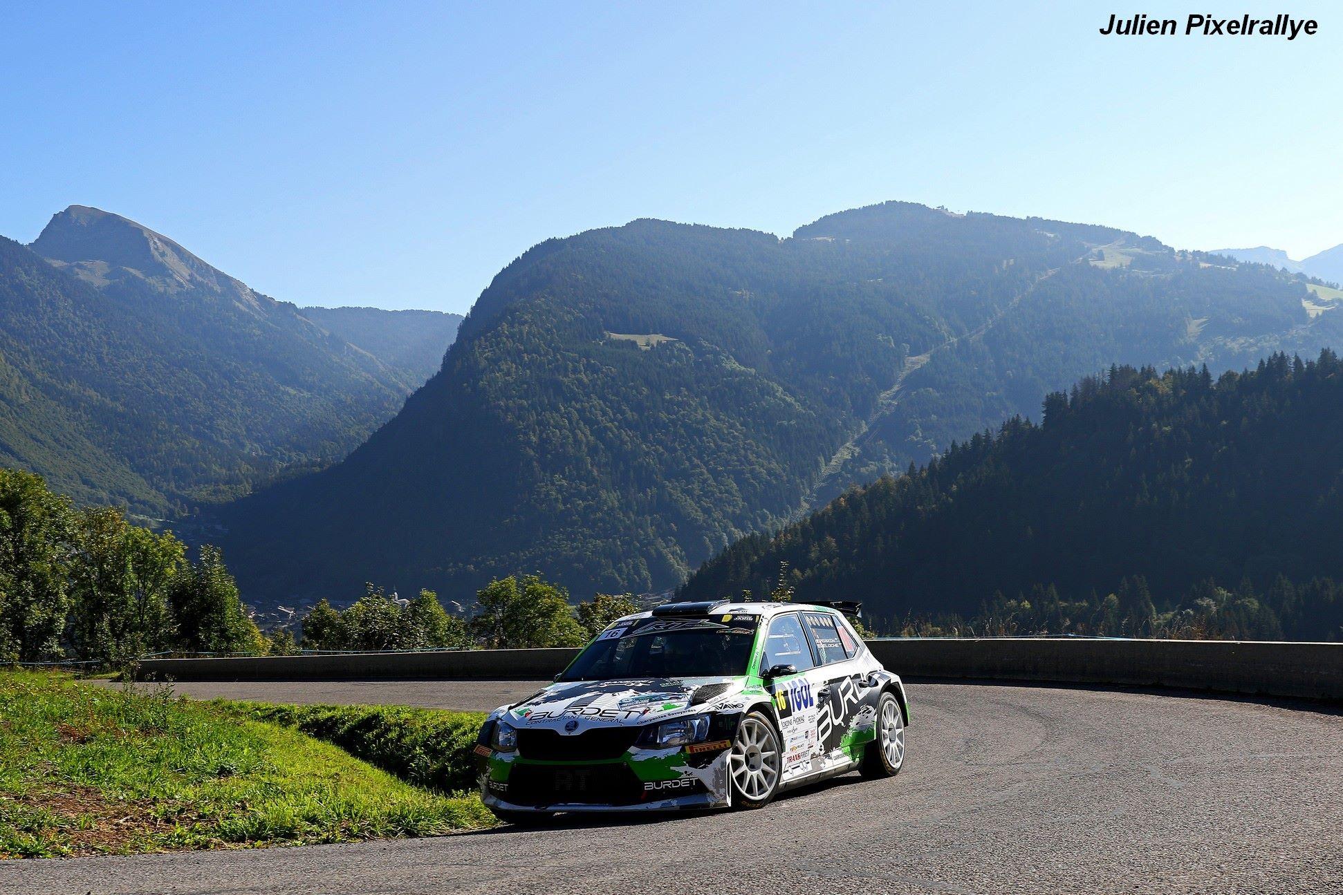Rallye Mont-Blanc 2018