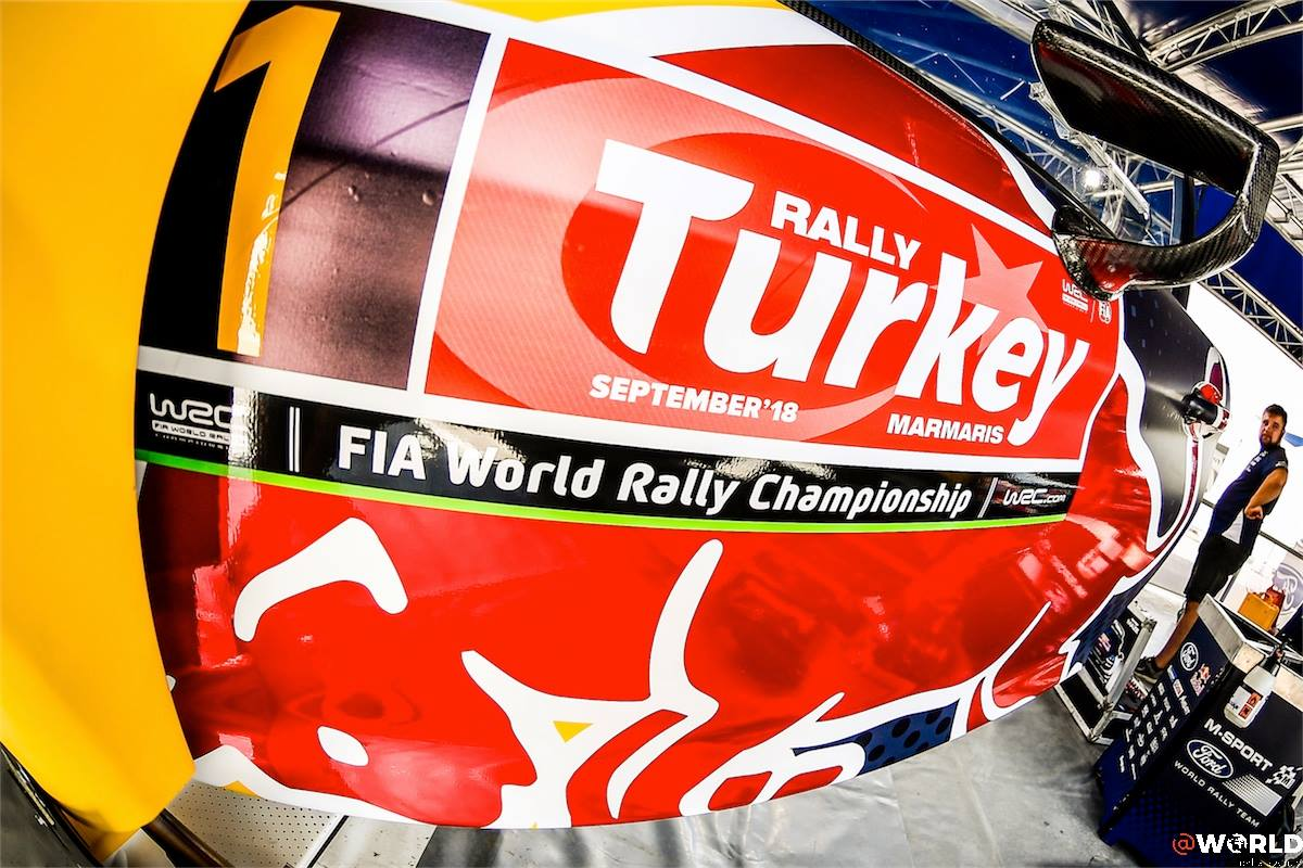 Rally Turkey 2018