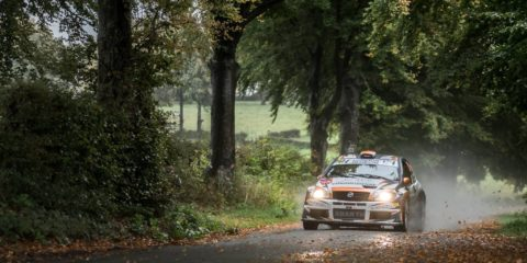 East Belgian Rally 2018