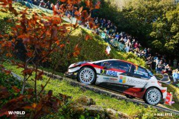 calendrier du WRC 2019