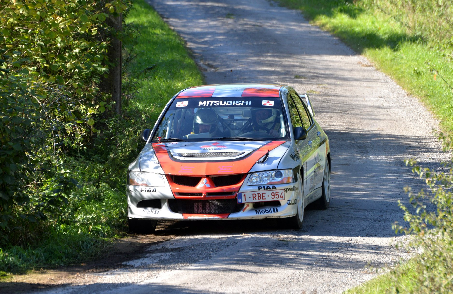 Rallye-Sprint du Trèfle 2018