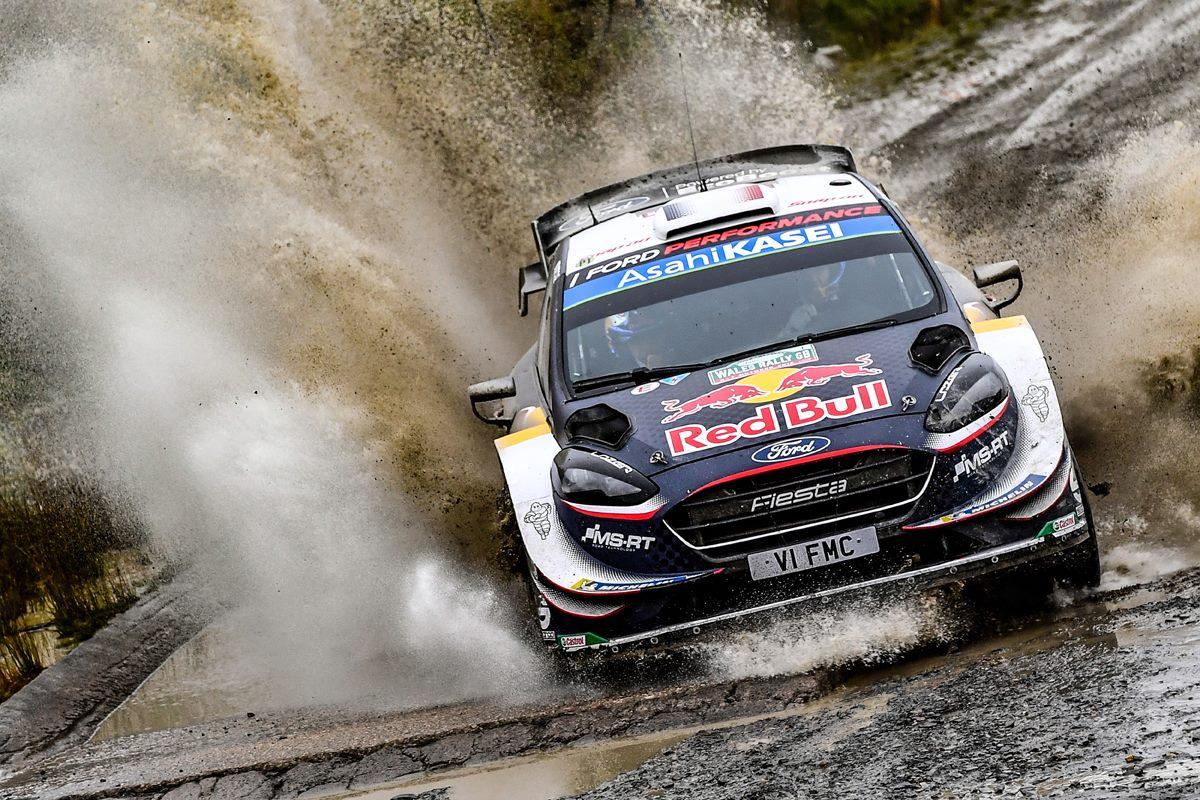 Wales Rally GB 2018
