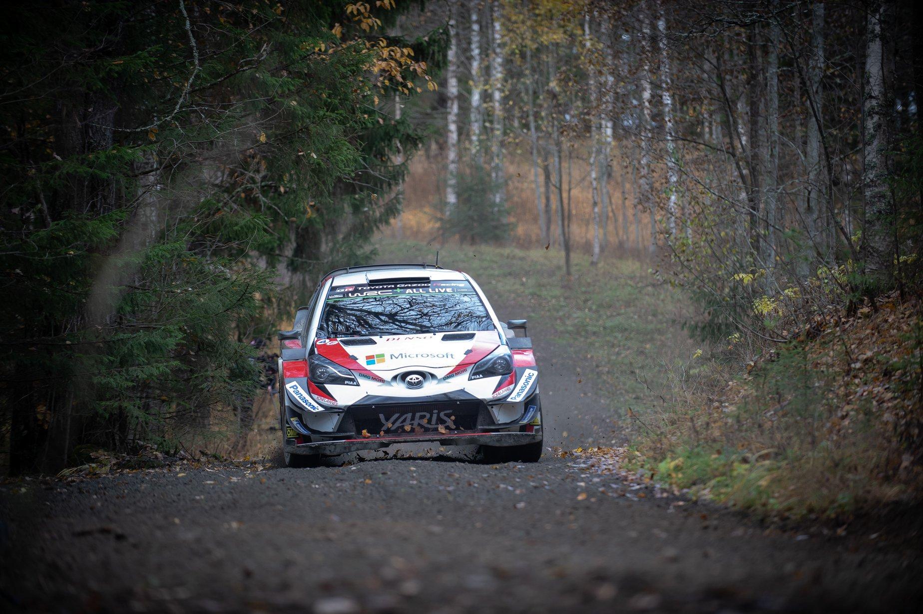 Meeke pilotera pour Toyota
