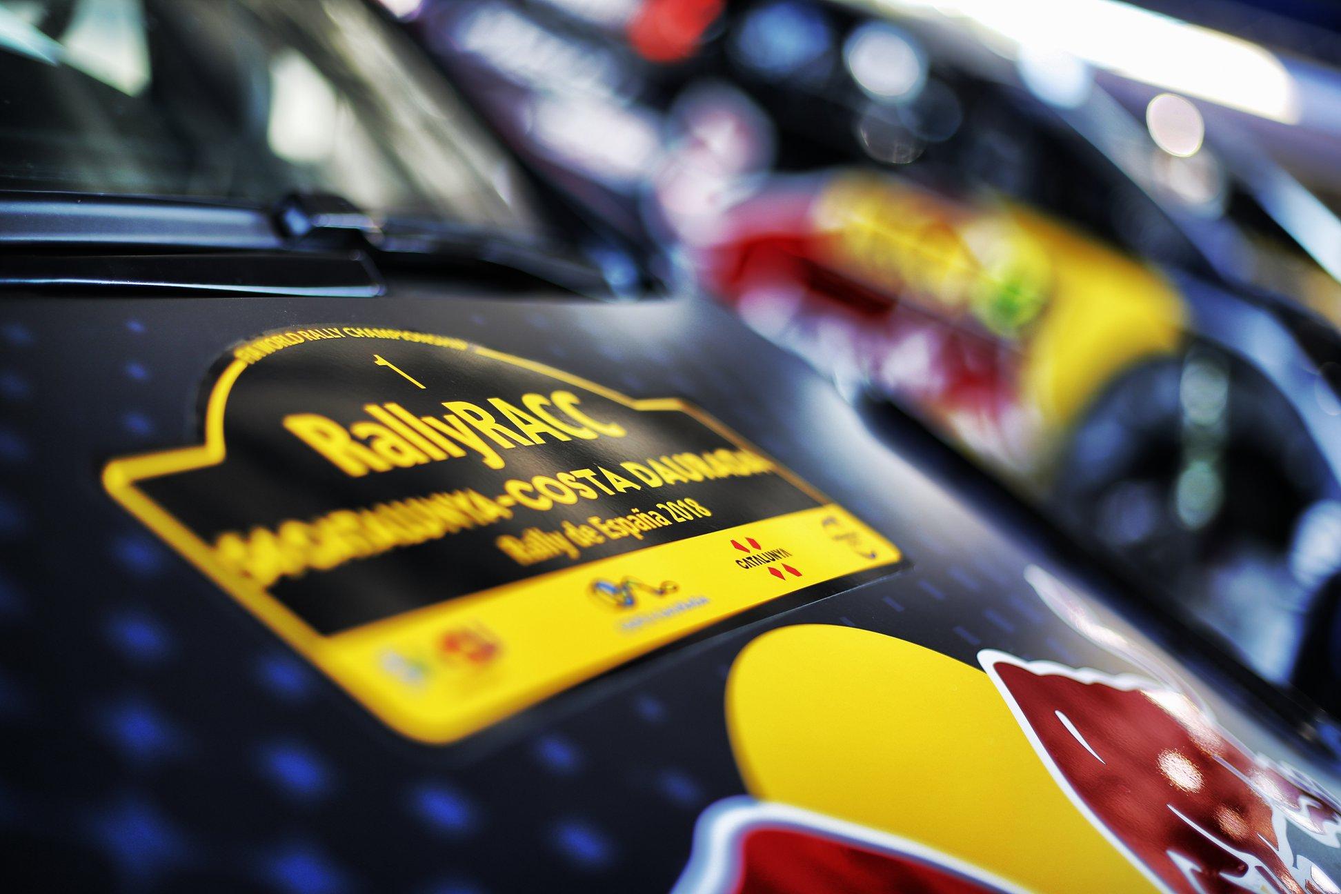 Rally RACC Catalunya 2018