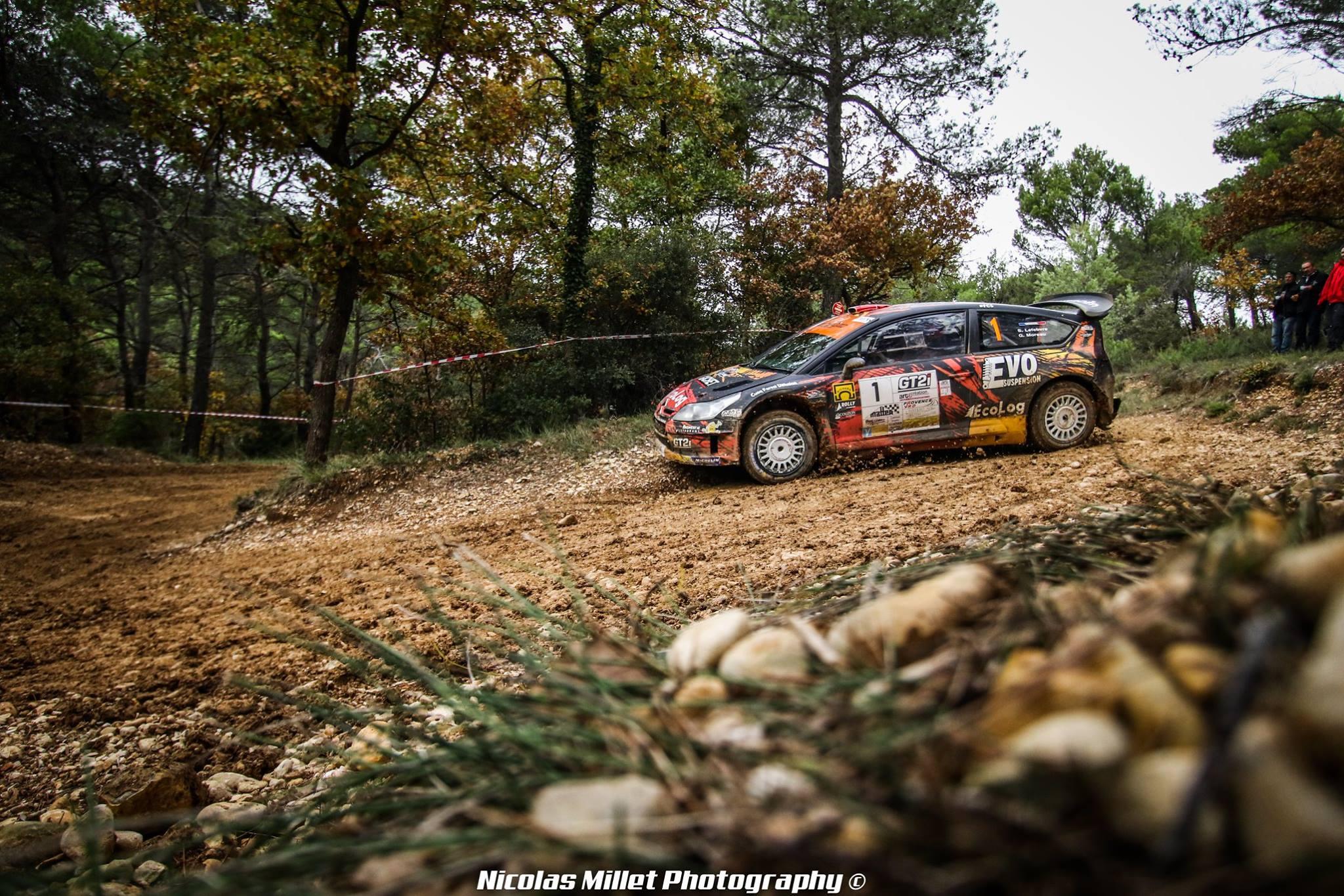 Rallye Terre de Vaucluse 2018