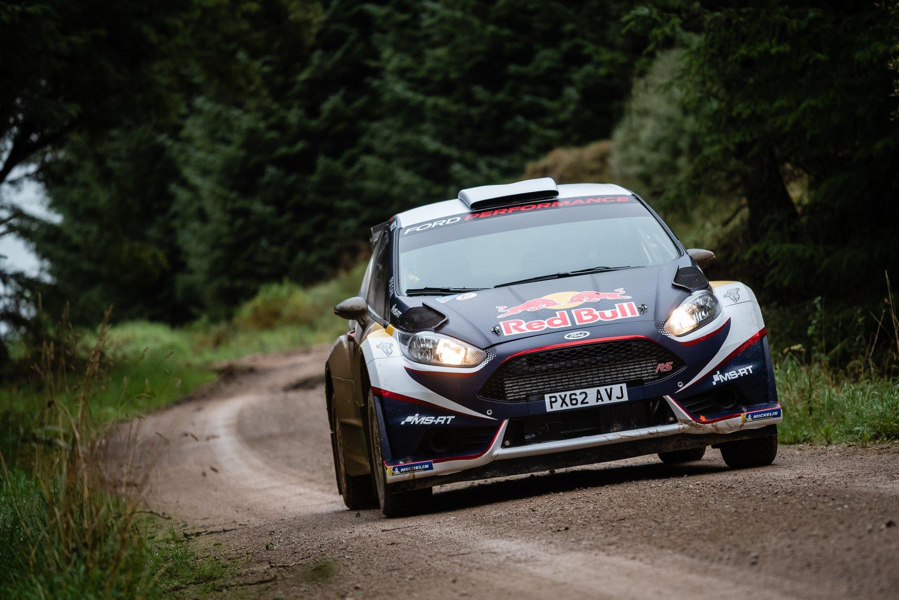 M-Sport sera également inscrite en WRC-2 Pro en 2019