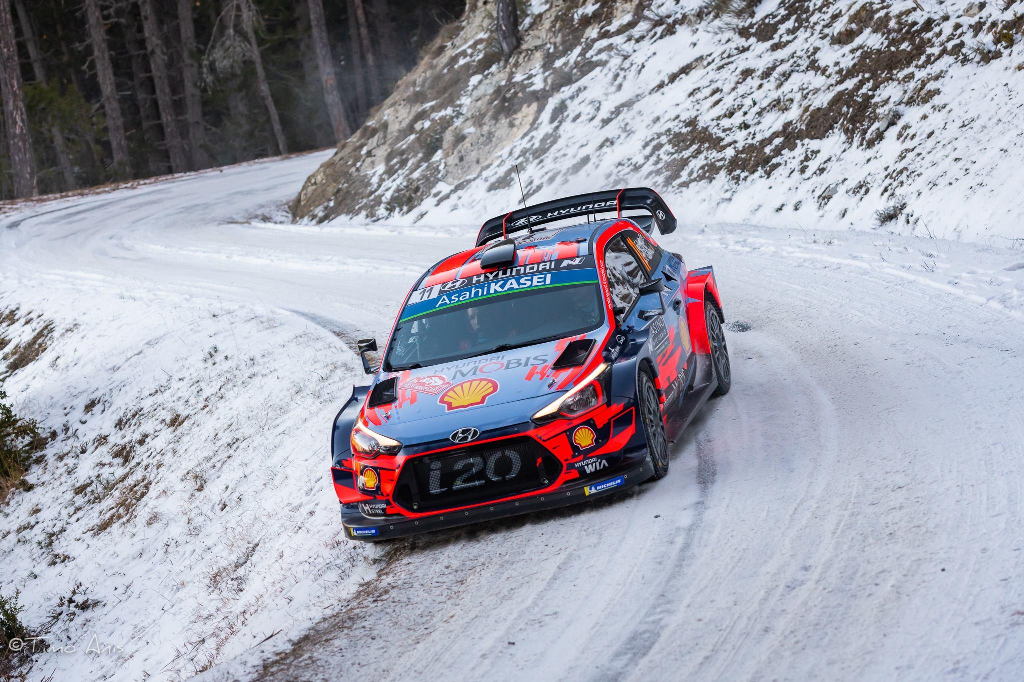 Rallye Monte-Carlo 2019