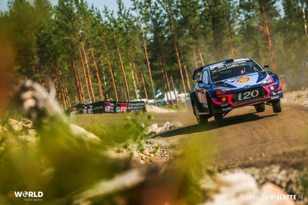 WRC passera à l'hybride ou à l'électrique
