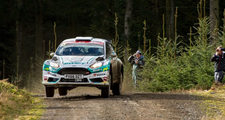Conwy Cambrian Rally 2019