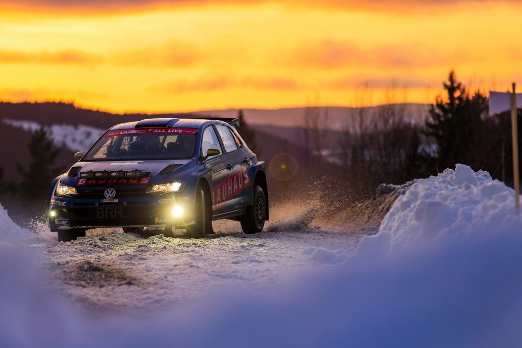 Rally Sweden 2019