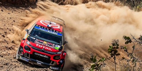 Rally Mexico 2019