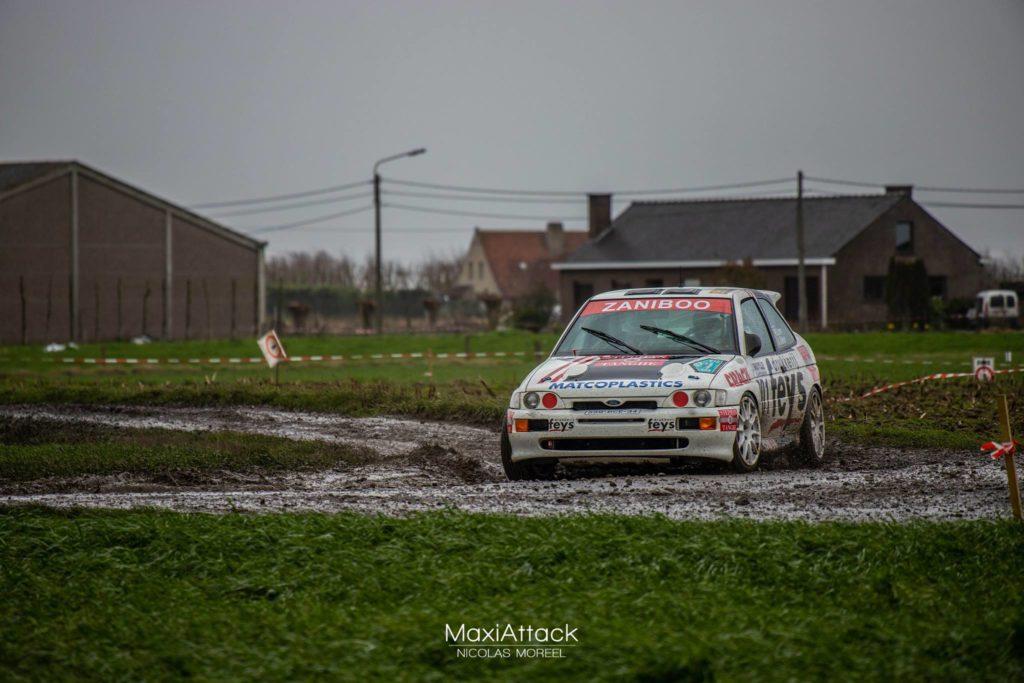 Rally-Sprint van Moorslede 2019