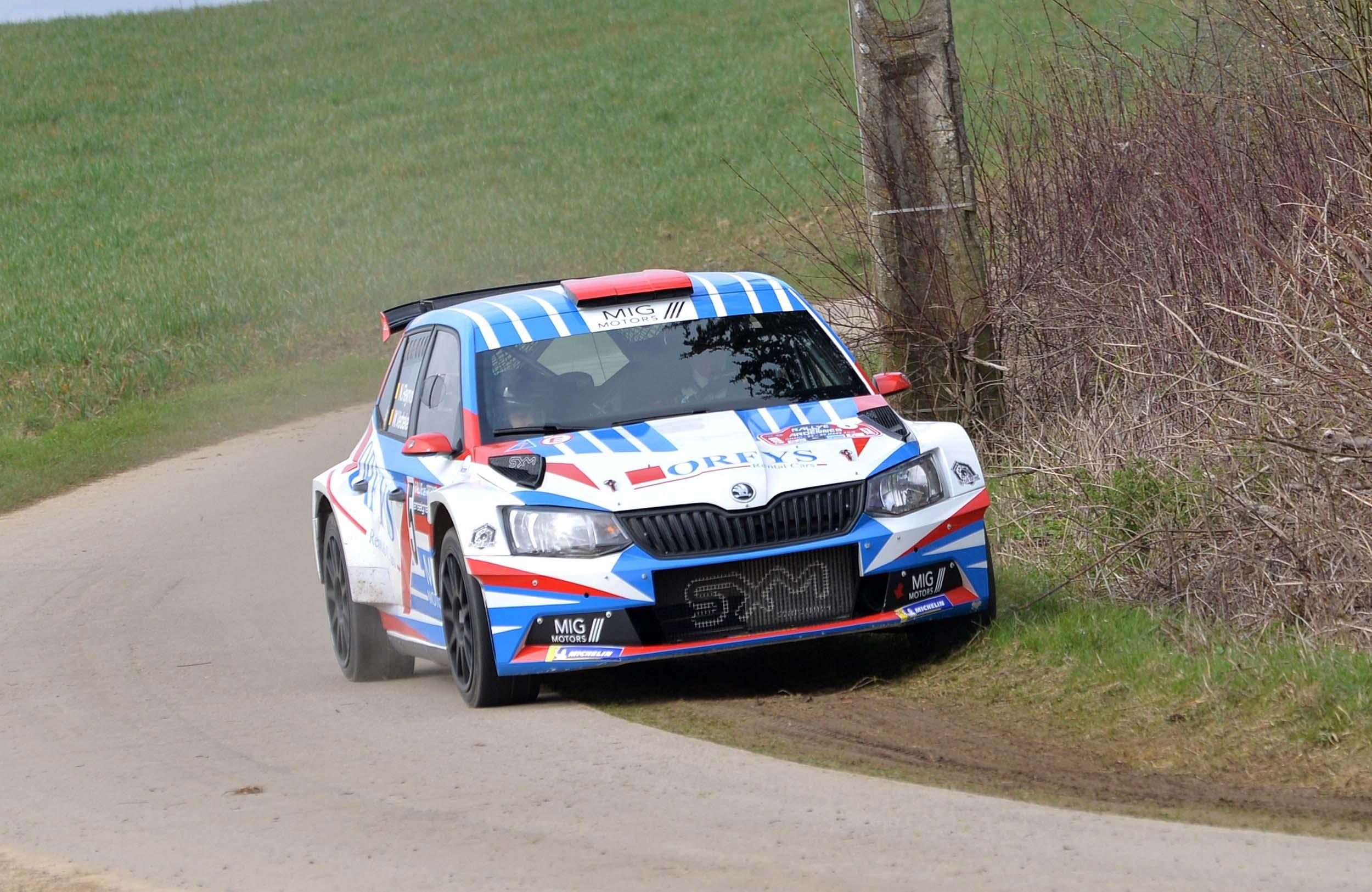 Rallye des Ardennes 2019