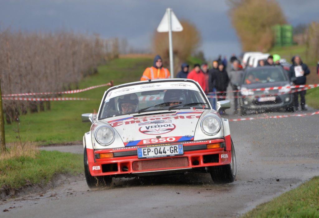 Rallye de Hannut 2019
