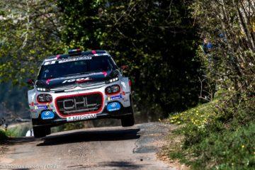 Rallye Lyon-Charbonnières 2019