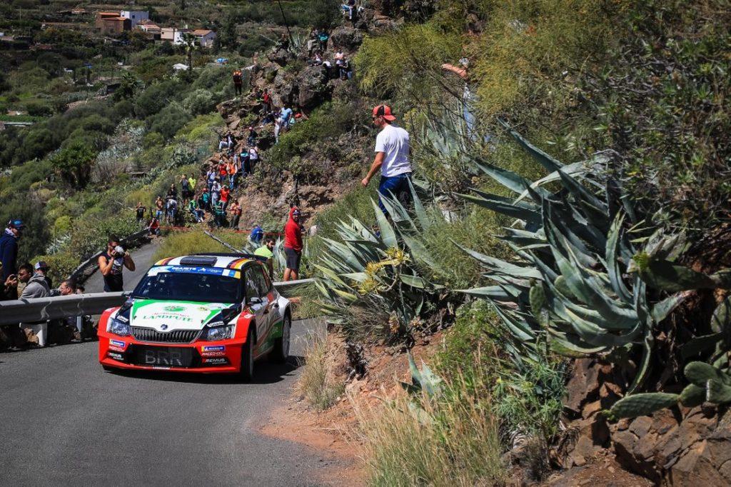 Rally Islas Canarias 2019