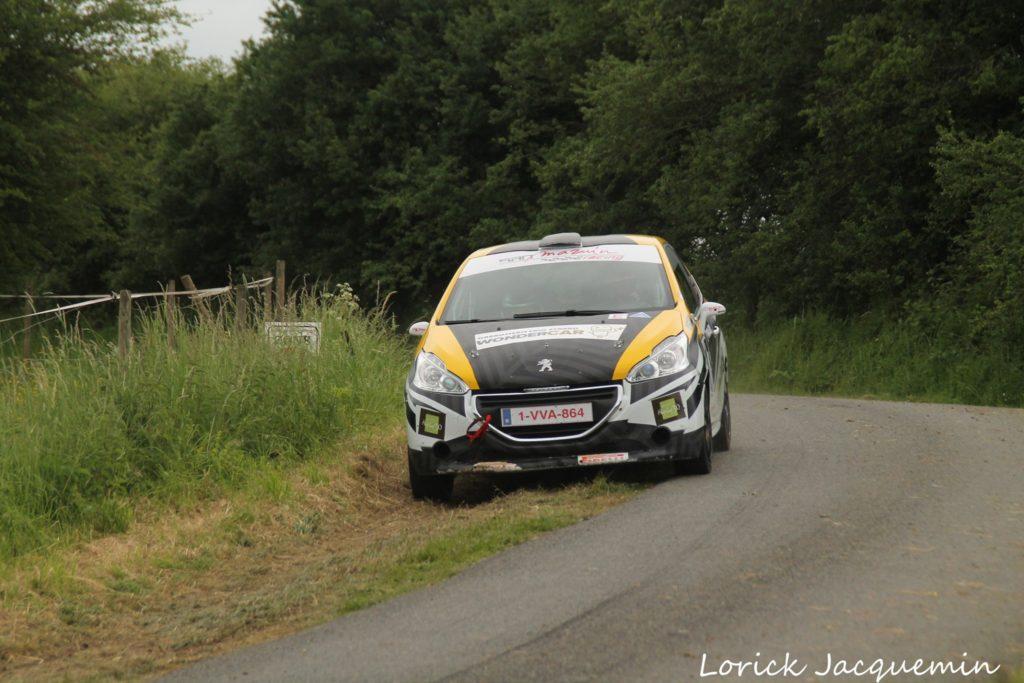 Rallye-Sprint de Haillot 2019
