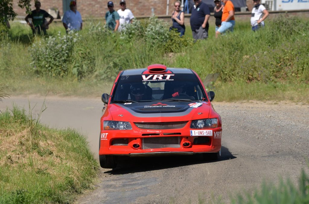 Claudy Desoil Rally 2019