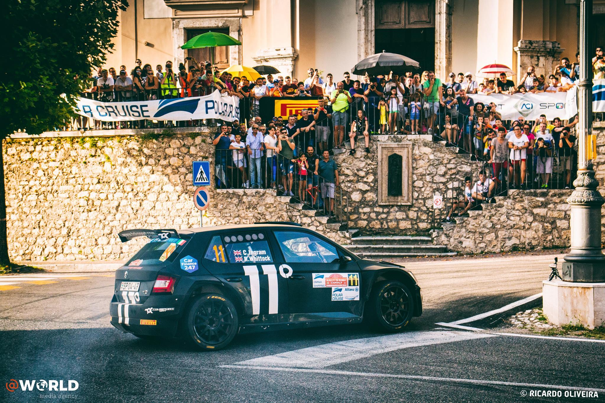 Rally di Roma Capitale 2019