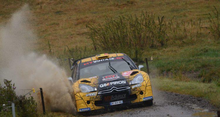 Rallye-Sprint de Marchin 2019