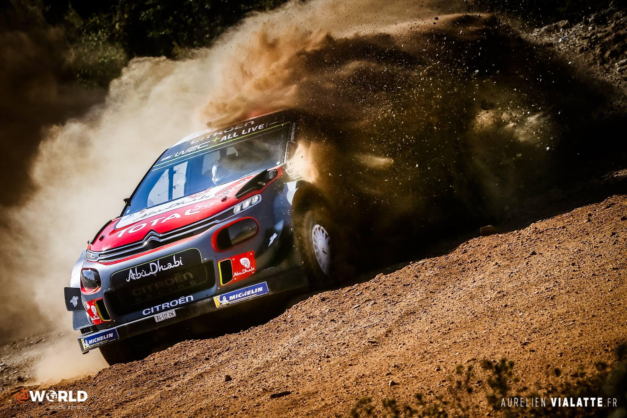 Rally Turkey 2019